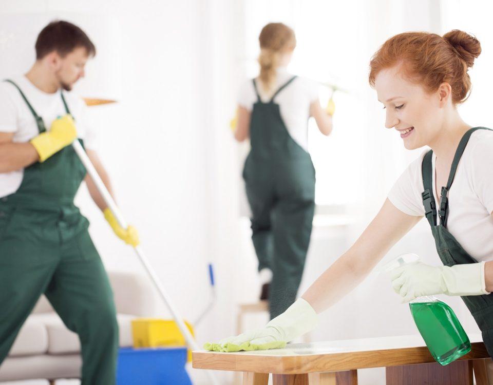 service de nettoyage pour particuliers