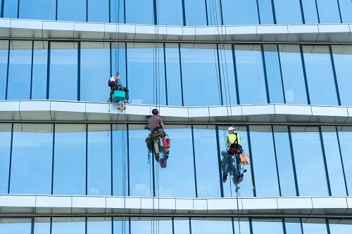 Nettoyage de vitres à Reims